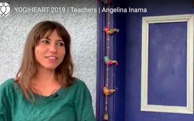 YOGIHEART 2019 | Teachers | Angelina Inama